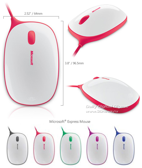 Express Mouse Limited Edition