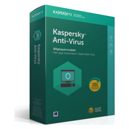 Anti-Virus 4 PC 1Yıl