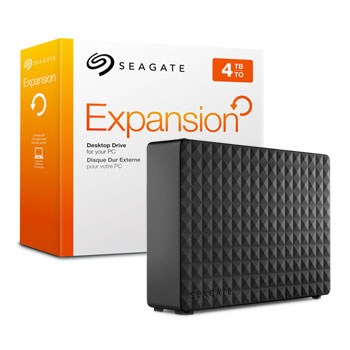 "Seagate Expansion 4TB 3.5"" USB3.0"