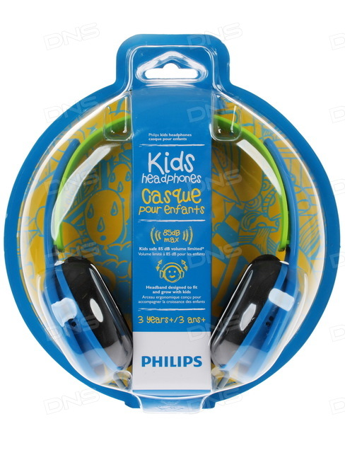 Philips Avent Shk2000bl Kids On-Ear