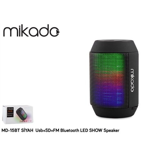 Mikado MD-15BT FM/Bluetooth/SD