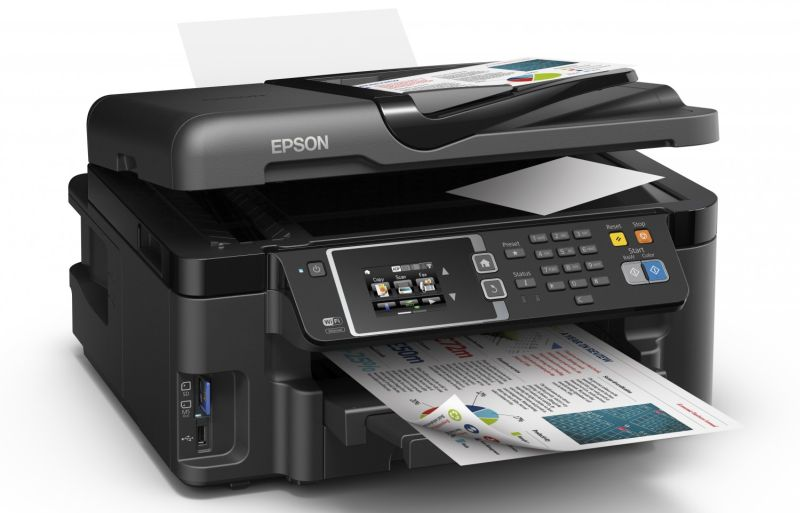 Epson L1455 A3 Scan+Copy+Wifi