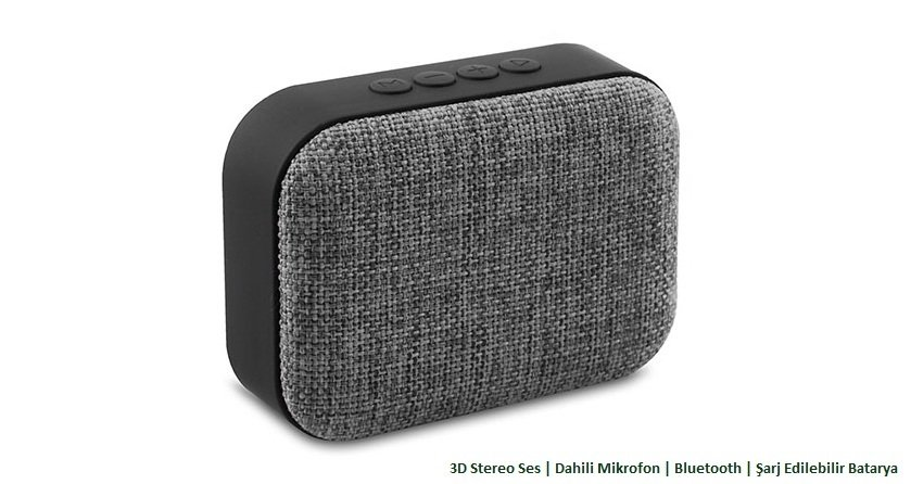 Mikado Md-Btx3 Bluetooth Speaker