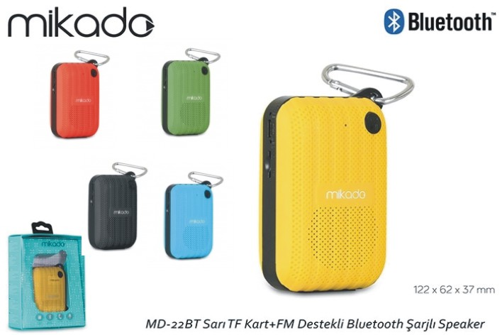 Mikado MD-22BT Destekli Bluetooth