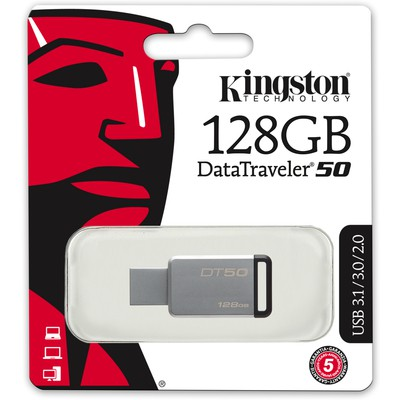 Kingston USB3.0 DT50/128GB
