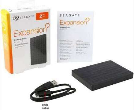 Seagate Expansion 2TB 2.5""
