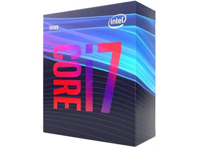 Intel® Core™ i7-9700 12M Cache, up to 4.70 GHz