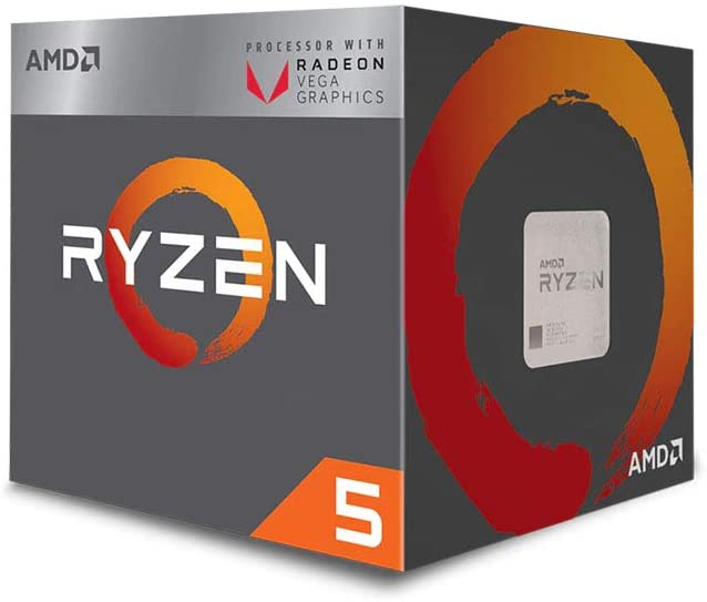 AMD Ryzen™5 3400G Soket AM4