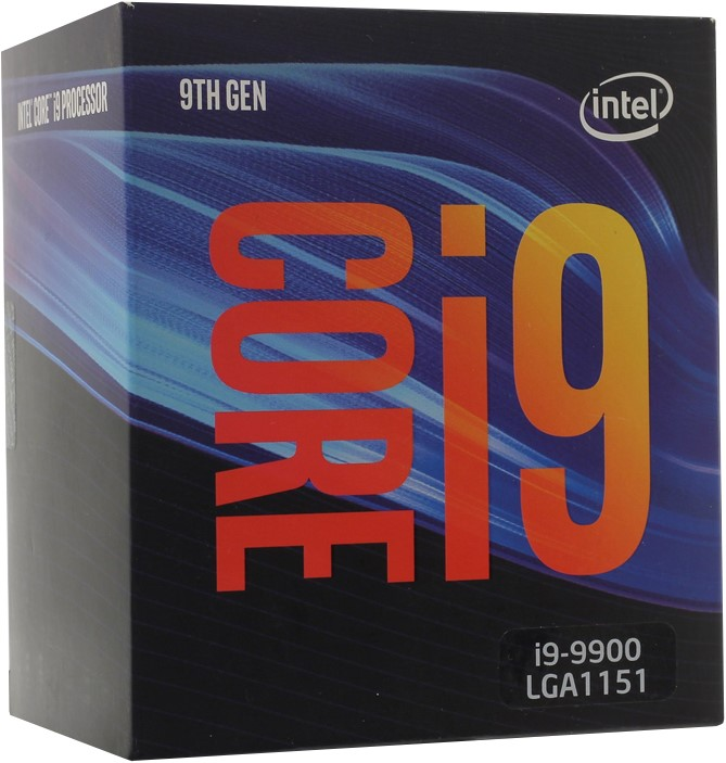 Intel Core i9-9900 5.0 Ghz LGA1151 16MB